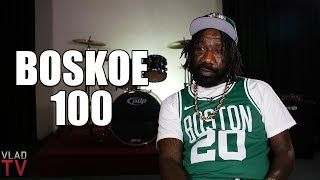 Boskoe100 on Nipsey Hussle & Big U Helping to Unify LA Gangs (Part 5)