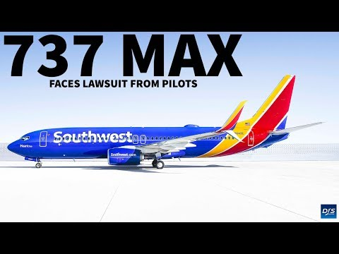 Southwest File Lawsuit Against Boeing