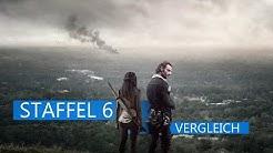 THE WALKING DEAD - Vergleich: Comic & Serie | Staffel 6