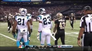 2013 Week 14 - Panthers @ Saints