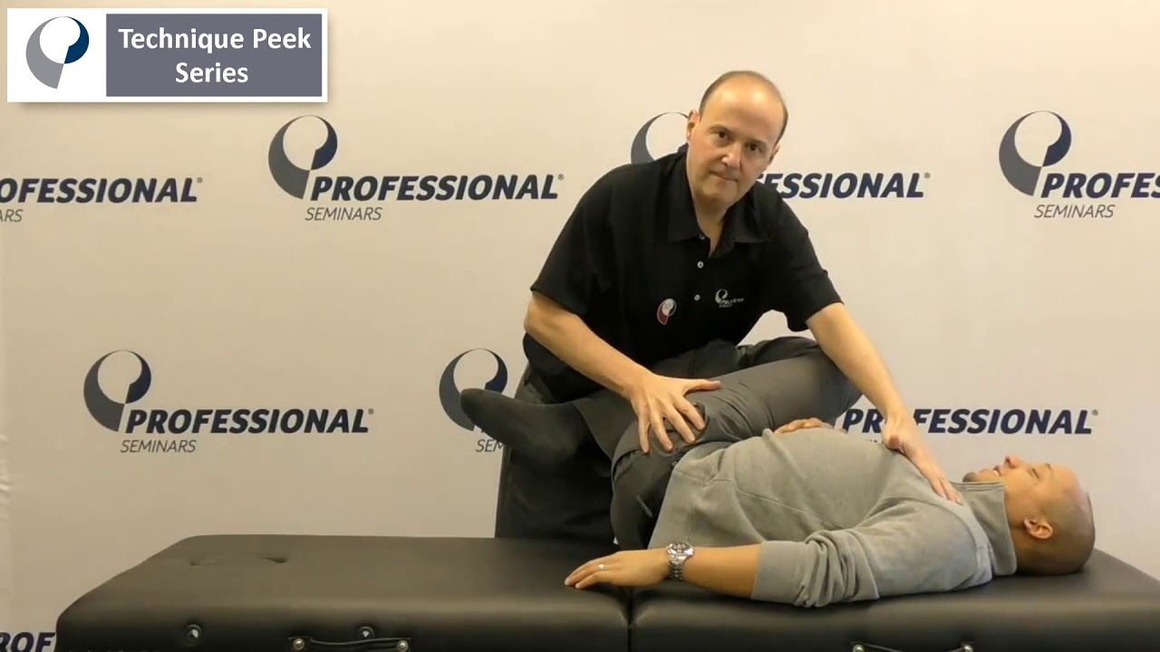 How to Improve Lumbar Flexion-Rotation Mobility  |  Technique Peek Series