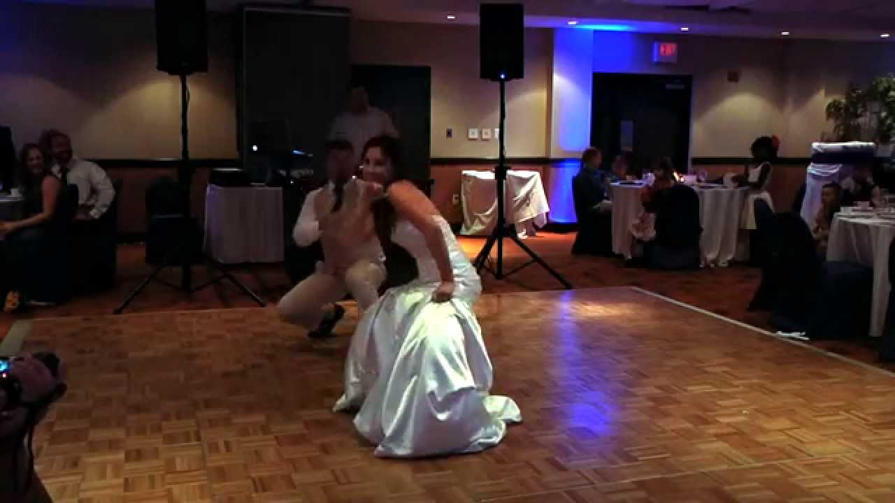 Epic Father Daughter Wedding Dance