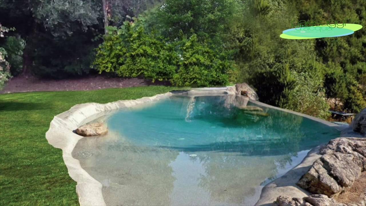 Paesaggi d 39 acqua realizza la tua piscina naturale youtube for Piscina naturale