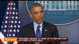 Obama: U.S. Military Will Not Take the Lead in Iraq