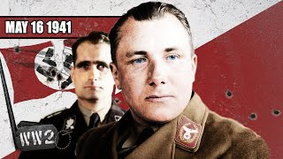 Nazi Nuts Trading Places & Victory for the Commonwealth - WW2 - 090 - May 16, 1941