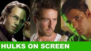 Hulk in The Avengers 2012 - Mark Ruffalo, Edward Norton, Eric Bana : Beyond The Trailer
