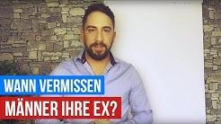 Wann vermissen Männer ihre Ex? - Die Anzeichen