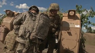 U.S. and Polish Land Forces Conduct Mass Casualty Exercise
