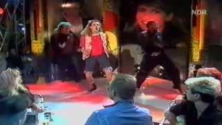 Debbie Gibson : Electric Youth - Xtra Tour - 8/'89 (German TV).