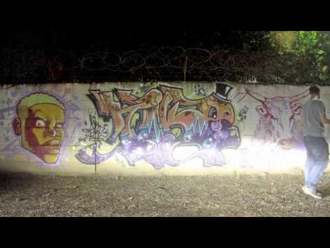 AFRO LUSO: Zambia meets South Africa - Graffiti in Lusaka