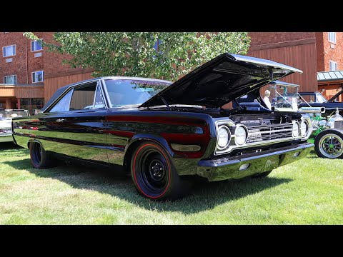 1967 Plymouth Belvedere With A 440