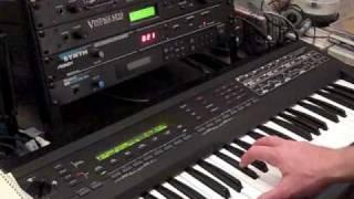 Peavey Spectrum Synth Demo #2