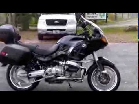 Pre Owned 2001 Bmw R1100rs Black At Euro Cycles Of Tampa