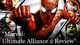 Marvel: Ultimate Alliance 2 Review (Video Game Video Review)