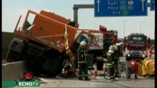 Halálos baleset - Echo Tv