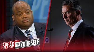Jason Whitlock on Urban Meyer being placed on administrative leave | CFB | SPEAK FOR YOURSELF