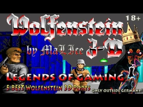 Wolfenstein 3D - 5 Best Ports
