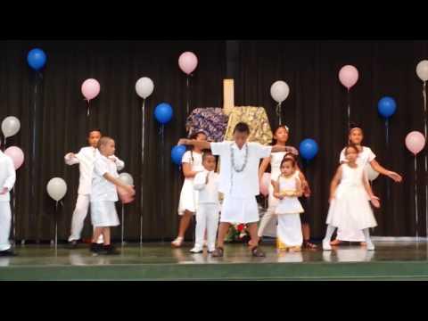 One Mission Center Children's day 2016 Children's ministry.