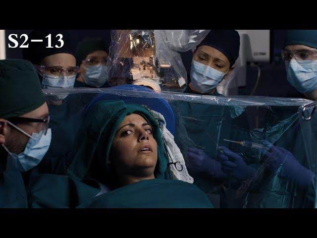 【良医】这医院竟让患者睁着眼睛做脑手术,还让男友陪聊…《良医S2-13》