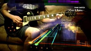 "Rocksmith 2014 - DLC - Guitar - Garbage ""Only Happy When It Rains"""