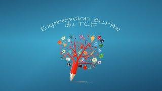 【TCF blanc 2018-2019】 Expression écrite du TCF (TCF TP, TCF DAP et TCF Québec)