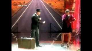 Настя Каменских и Гарик Харламов -  Hit the Road, Jack