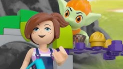 Sophie Jonesin vangitseminen - LEGO Elves 41182 (FI)