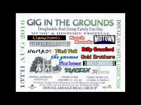 Violet Carousels live at Gig in the Grounds (daydreamer - Adele Cover)