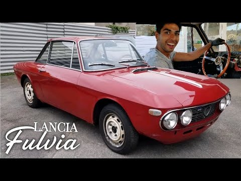Lancia Fulvia Project - Can I get it running for the first time?