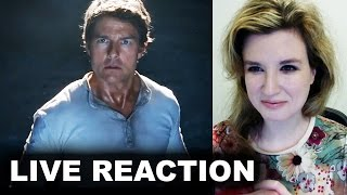The Mummy Trailer 2 REACTION