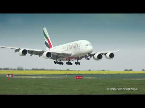 Emirates A380 lands in new places in 2016 | Emirates Airline