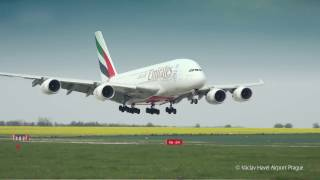 Top 10 Airlines - Emirates A380 lands in new places in 2016 | Emirates Airline