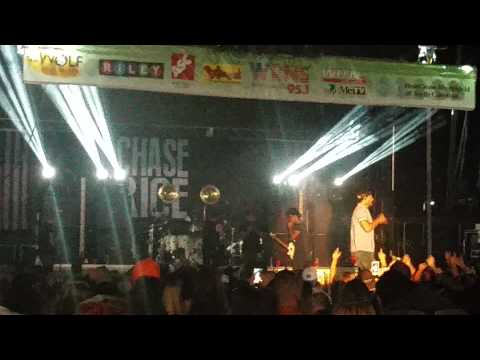 Chase Rice Concert. Winterville, NC 2015
