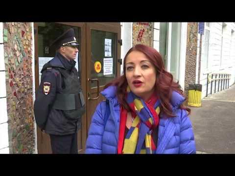 俄罗斯人投票选举下届国会(普京)
