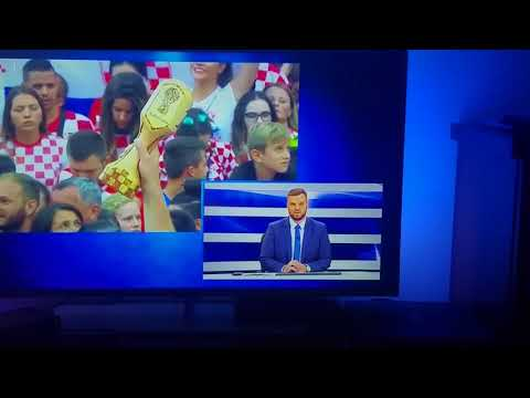 Croatian Silver National Football Team 2018(4)