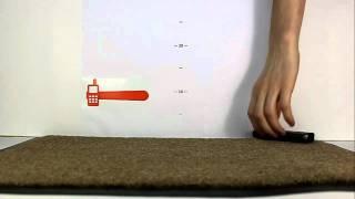Samsung B2710 Xcover. Падение на ковер с 2 метров