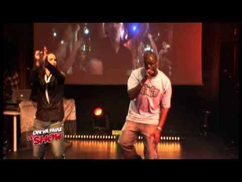 Shake et Charly live Tv