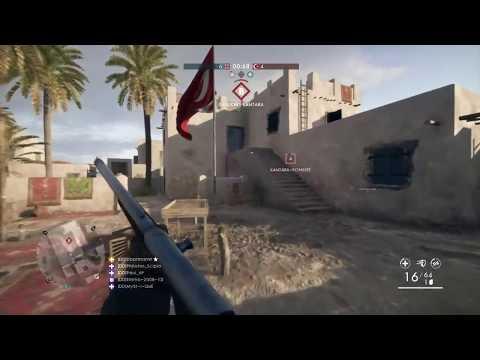 BF1 | Dead Devils vs. Clan von Niemand | Map 3 - Suez