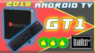 Beelink GT1 из Китая! Мощная андройд ТВ приставка 2016! ОБЗОР, тест ИГР.(Покупал на GearBest:http://fas.st/8n6xC ✓Другие приставки:http://fas.st/yWlyW GPU: ARM Mali-T820MP3 система: Android 6.0 Процессор: Amlogic S912..., 2016-12-04T19:55:12.000Z)