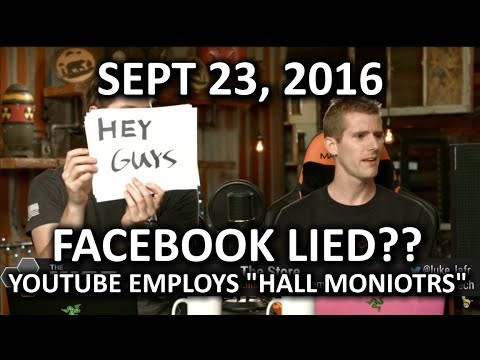 The WAN Show - Facebook Lied?? & AMD's AM4 Socket Spotted! - September 16th 2016
