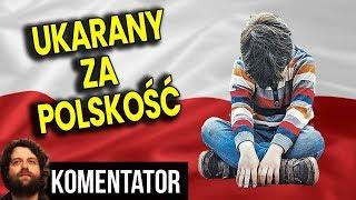 Polskie Dziecko Przed Sądem Za Obronę Przed Agresywnym Ukraińcem w Szkole w PL - Analiza Komentator