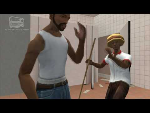 GTA San Andreas - Walkthrough - Mission #18 - Madd Dogg's Rhymes (HD)