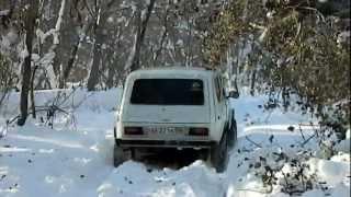 видео Тест-драйв: ВАЗ-21213 «Нива» 1.7 2001