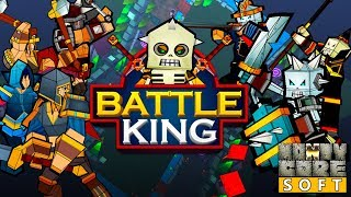 Battle King: Declare War - Gameplay Video