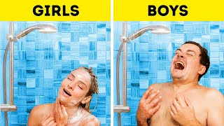 GIRLS vs BOYS || A REAL DIFFERENCE NO ONE TELLS YOU ABOUT