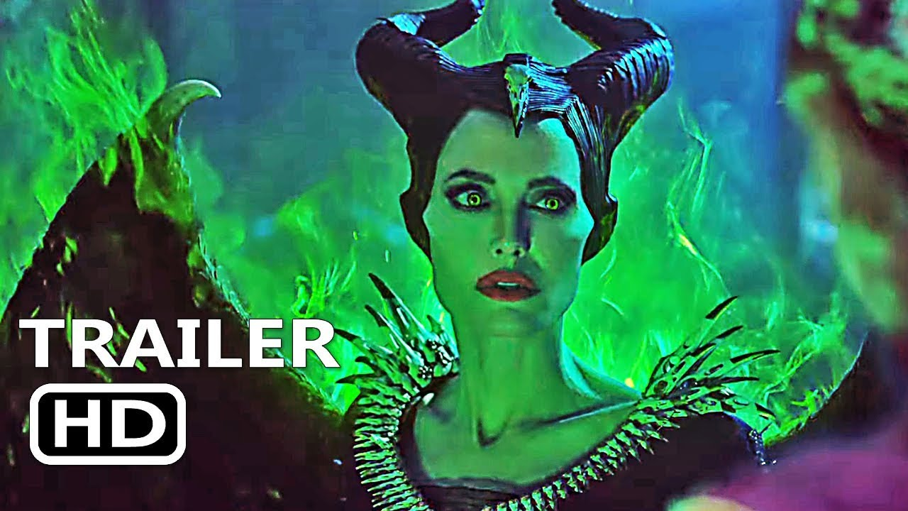 Maleficent 2 Mistress Of Evil Official Trailer 2019 Disney Movie