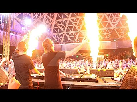 Dimitri Vegas & Like Mike Live @ CoCoRiCò, Riccione, Italy 19.04.2014