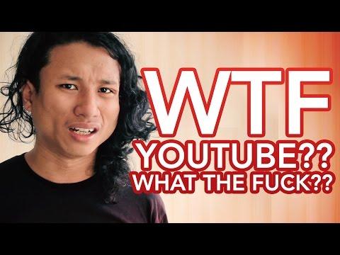 WTF YOUTUBE?! YOUTUBE PENGEN PENONTON BOCAH! #YouTubeIsOverParty