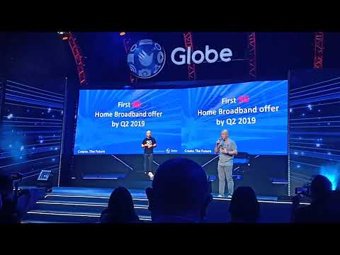 Globe Telecom gives PH Southeast Asia's first-ever commercial 5G fixed wireless Internet