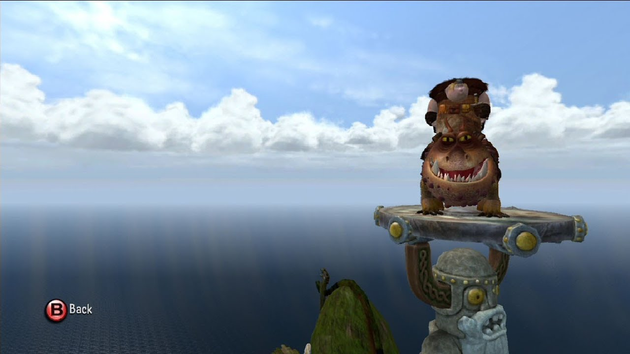 How To Train Your Dragon 2: The Video Game  Meatlug  Open World Free Roam  Gameplay [hd]  Youtube